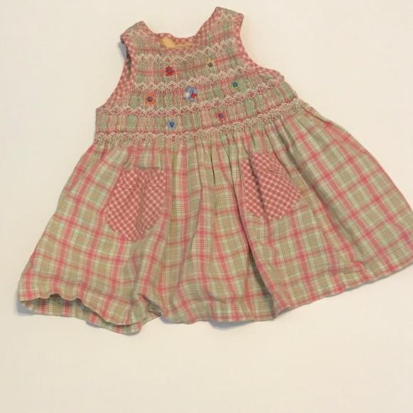 Tommy Hilfiger Other - Plaid dress